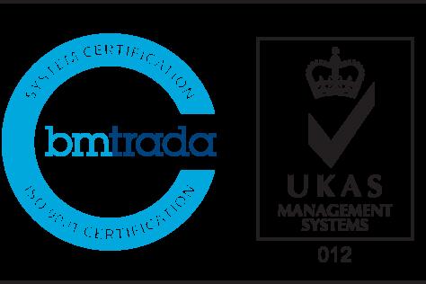 Logotipo de acreditación ISO9001