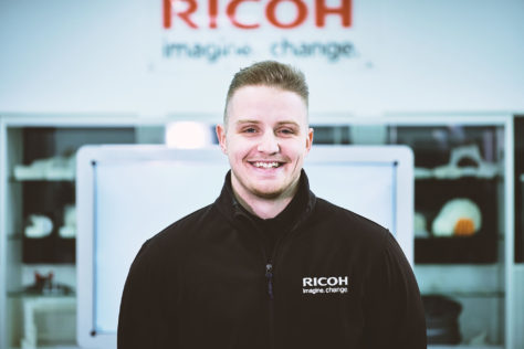Ricoh Andy Bell