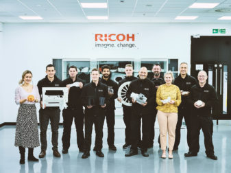 3D Printing Experts at Ricoh