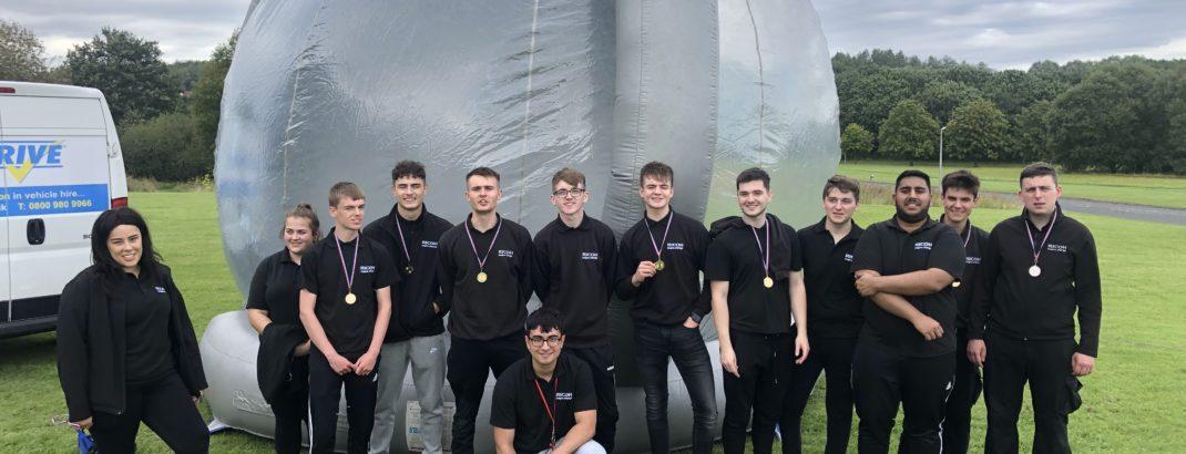 Apprentice team